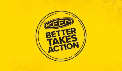 KEEN Footwear Matches Donations