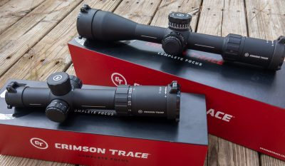 Crimson Trace Rifle Scopes