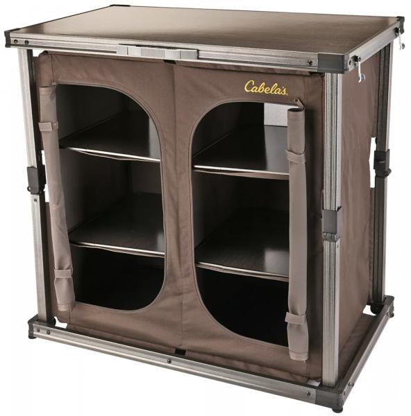 Cabela's 6-Compartment Camp Cupboard 2