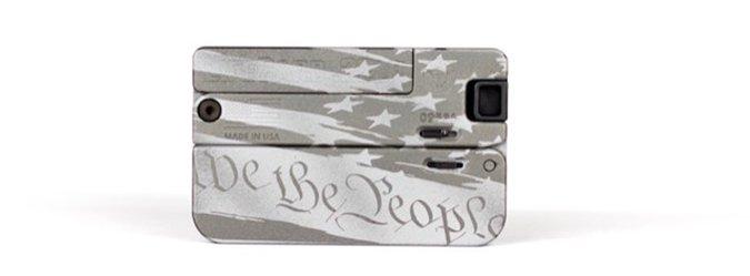 trailblazer firearms 22 cal lifecard pistol